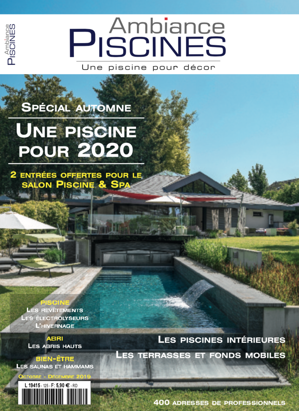 Couverture Ambiance Piscine Wi-Pool